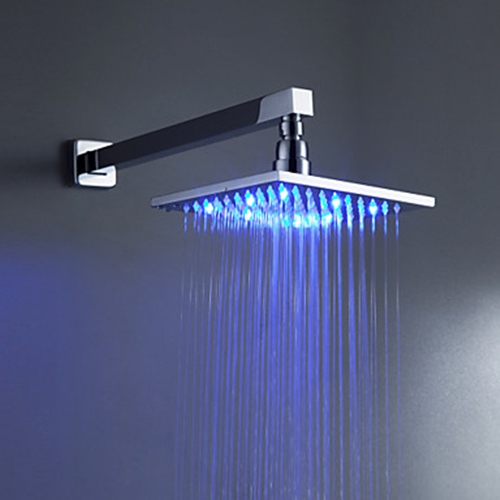 best led shower head reviews light up your bathing in 2018 - Led Shower Head