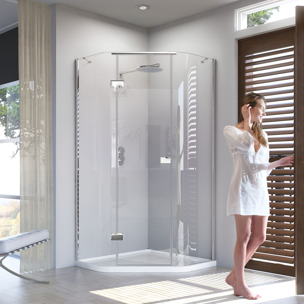 The Main Benefits Of Shower Enclosure Kits Are That They Re Regularly Designed To Fit Every Small Or Medium Sized Bathroom Which Is Almost Other