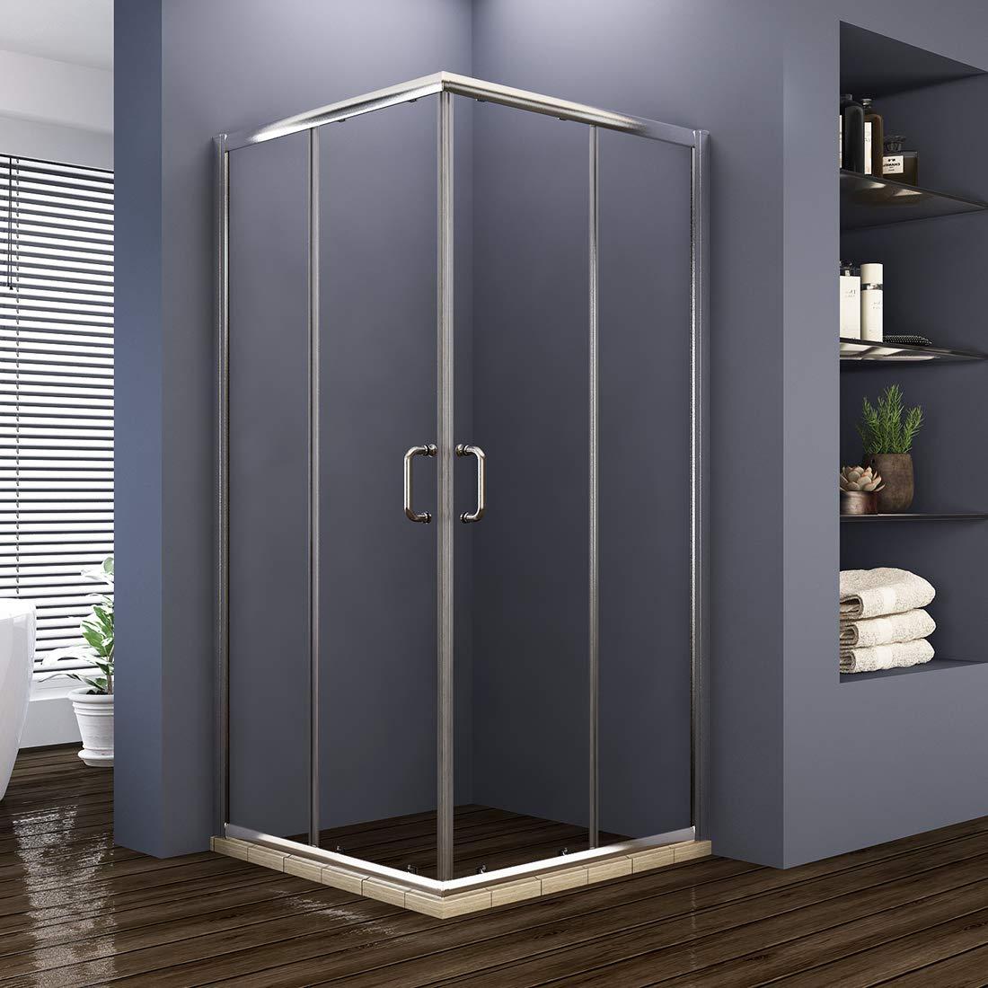 "Elegant Showers 36"" x 36"" x 72"" Kit"