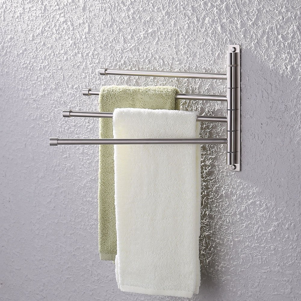 9 BEST Towel Bars for Bathrooms [UPDATED Jan. 2019]