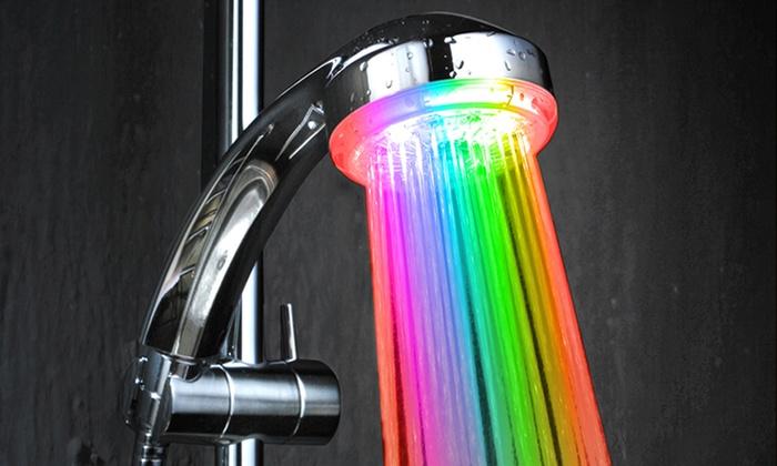 best led shower heads