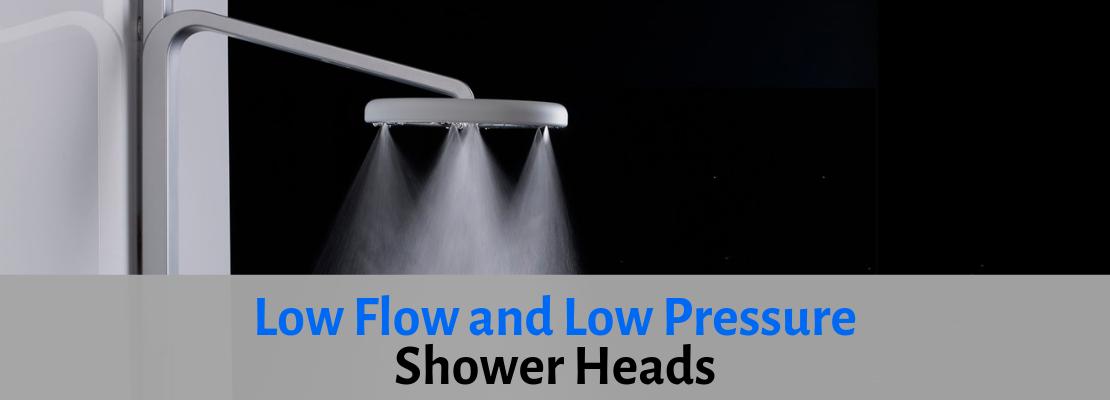 best water saving shower heads