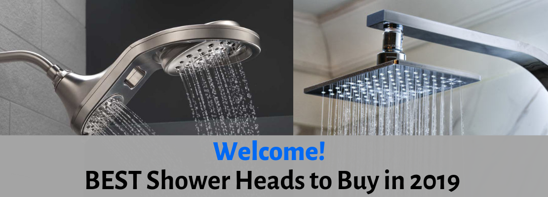 complete buyers guide for the BEST shower heads