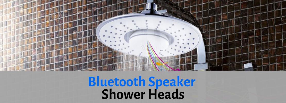 shower head speaker