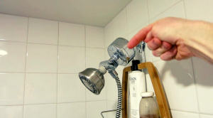 how to increase water pressure in showers