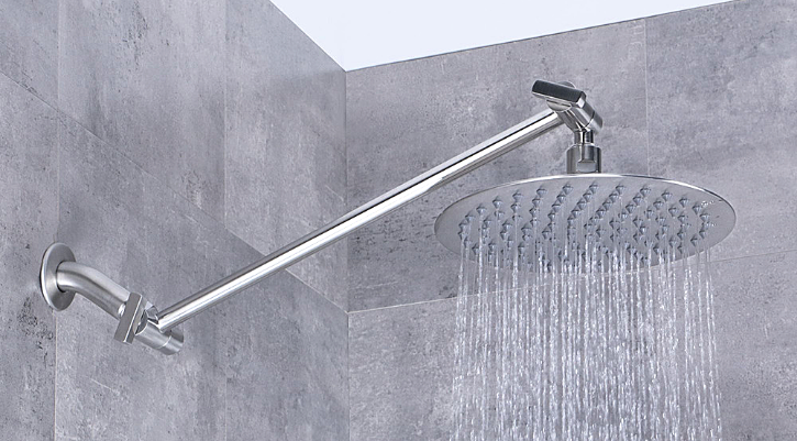 best shower head extension