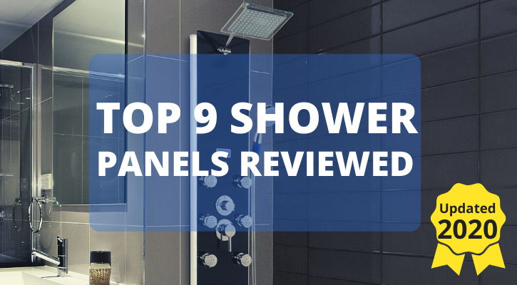 9 Best Shower Panels